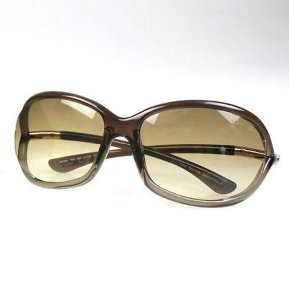 862df6812ee6 Tom Ford Accessories - Tom Ford Jennifer Sunglasses - brown gradient